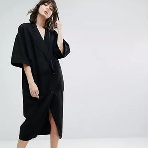 Denim Kimono Dress S/M